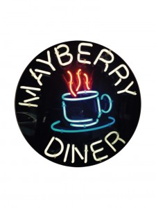 Mayberry-sign
