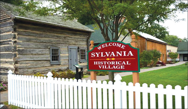 sylvania-historical-village