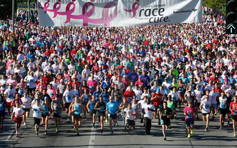 Susan G. Komen Northwest Ohio's Race For The Cure