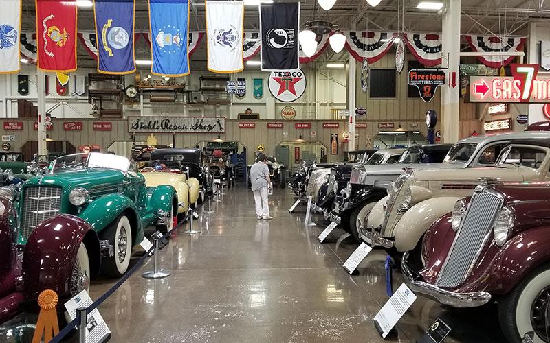 Stahl's Auto Museum