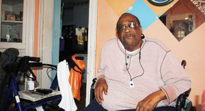 Robert Moody now lives independently, thanks to the Ability Center Transition program.