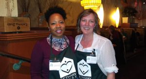 DeVona Smith & Deidra Lashley.