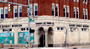 The Cherry St. Mission serves on average over 400 people every 24 hours, with the assistance of over 3,000 volunteers annually.