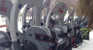 Toledo Metroparks Snowshoe Pop-Ups