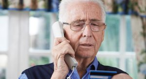 Scams aimed at seniors