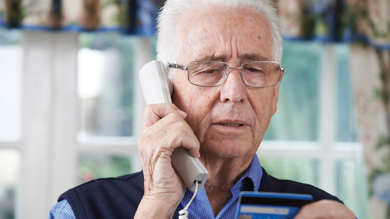 Scams aimed at seniors