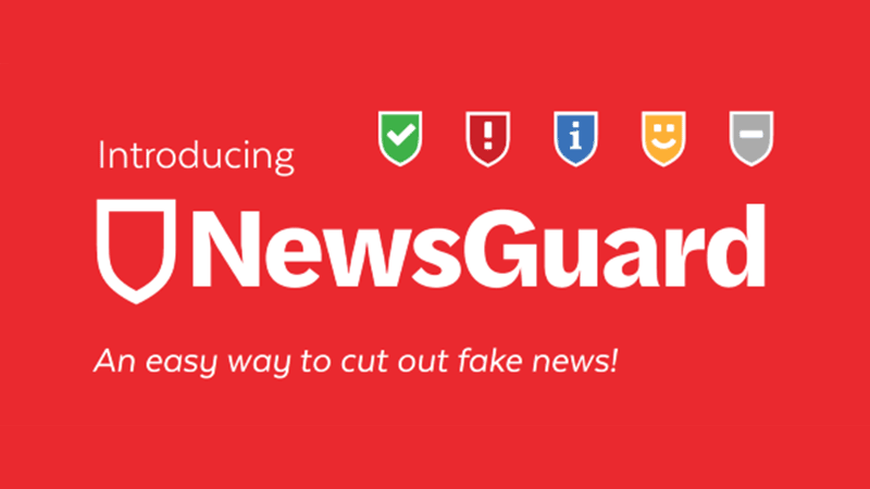 NewsGuard extension