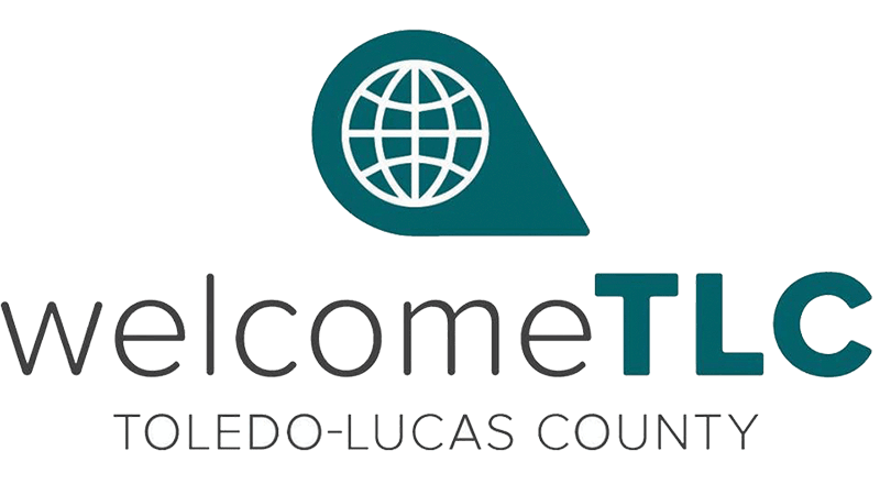 Welcome Toledo Lucas County Logo