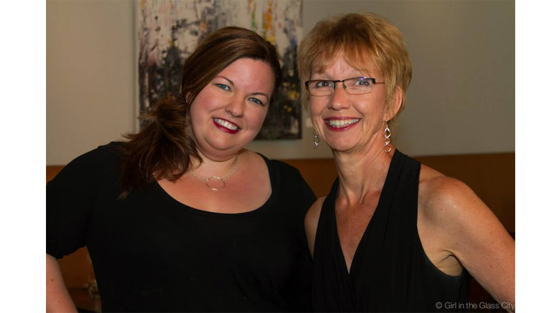 Co - Owners Vickie Rapp & Erika Rapp
