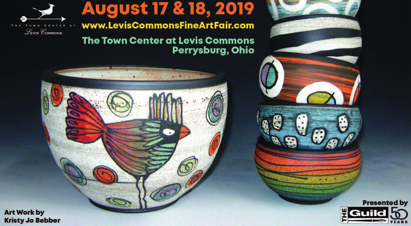 Levis Commons Art Fair