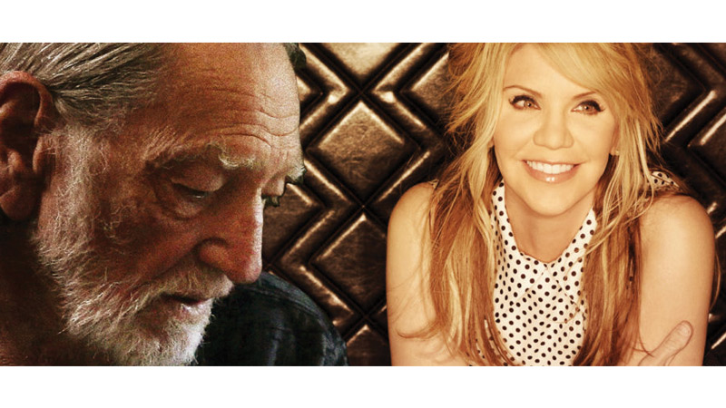 Willie Nelson & Allison Kraus