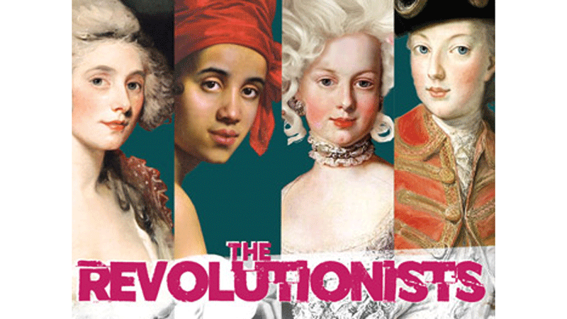 The Revolutionists