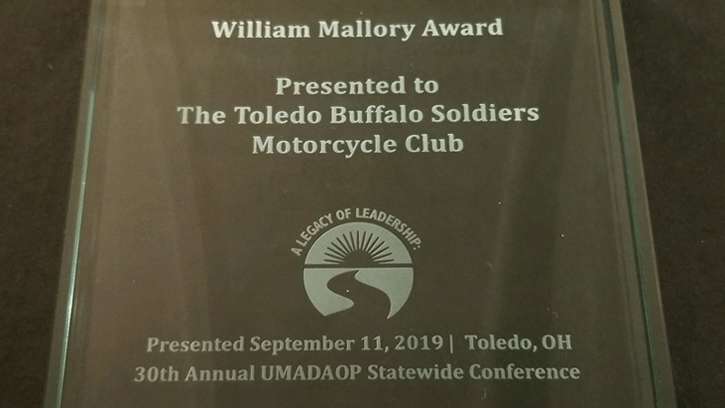 Toledo Buffalo Soldiers recognized