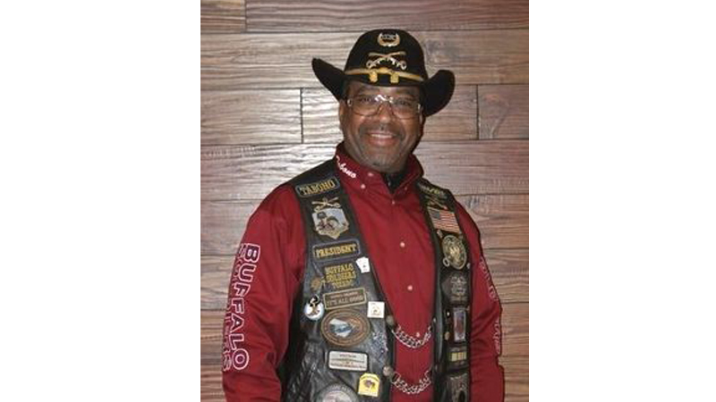 Earl Mack spent over three decades in public service and now spends his time working toward helping the community with the Toledo Buffalo Soldiers.